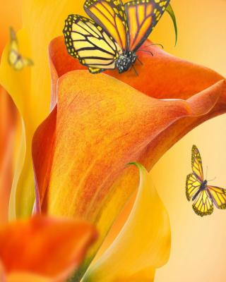 Beautiful Flower - Obrázkek zdarma pro 360x400