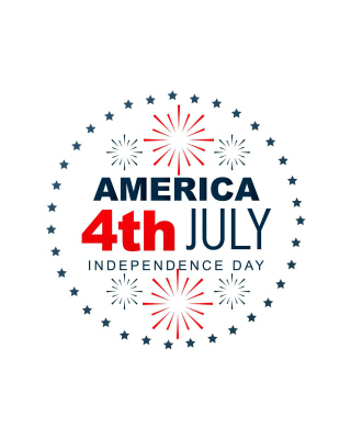 Happy independence day USA - Obrázkek zdarma pro Nokia Asha 300