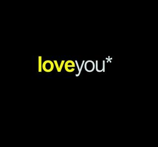 Love You - Obrázkek zdarma pro iPad Air
