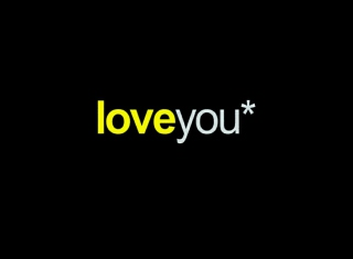 Love You - Obrázkek zdarma pro 1152x864
