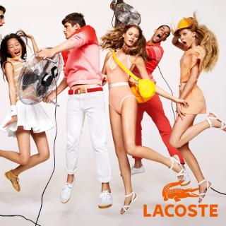 Lacoste Advertising - Obrázkek zdarma pro iPad mini