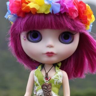 Doll - Obrázkek zdarma pro 208x208