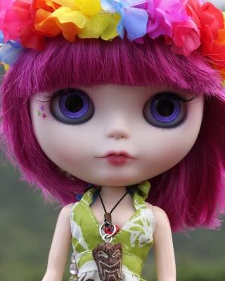 Doll - Obrázkek zdarma pro Nokia C2-01