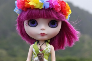 Doll - Obrázkek zdarma pro 1280x1024