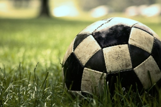 Soccer Ball Wallpaper for Android, iPhone and iPad