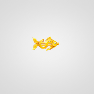 Money Fish - Obrázkek zdarma pro iPad 2