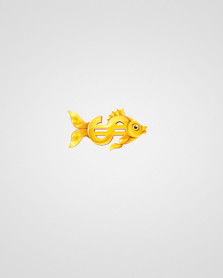 Money Fish - Obrázkek zdarma pro Nokia C6-01