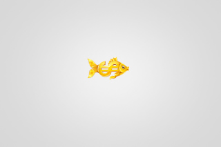 Money Fish - Obrázkek zdarma pro Nokia C3