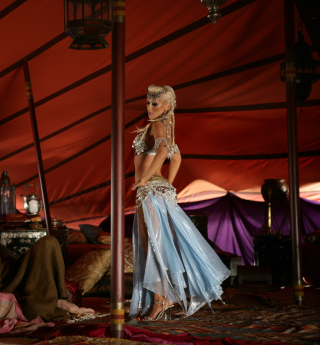 Christina Aguilera - Obrázkek zdarma pro iPad mini 2