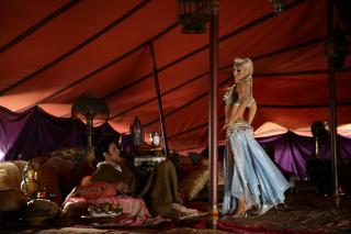 Christina Aguilera - Obrázkek zdarma pro Samsung Galaxy S6 Active