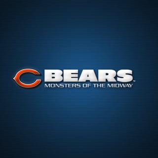 Chicago Bears NFL League - Obrázkek zdarma pro iPad mini