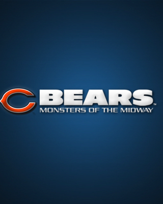 Chicago Bears NFL League - Obrázkek zdarma pro Nokia X6