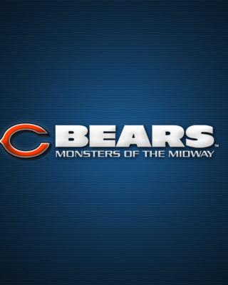 Chicago Bears NFL League - Obrázkek zdarma pro Nokia 5800 XpressMusic