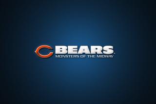 Chicago Bears NFL League - Obrázkek zdarma pro Nokia Asha 201