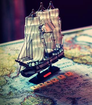 Travel Forever - Obrázkek zdarma pro Nokia Asha 308