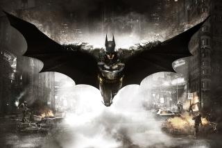 Batman Arkham Knight - Obrázkek zdarma pro Samsung Galaxy Tab 3 10.1