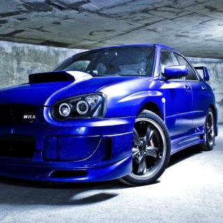 Subaru Impreza WRX - Obrázkek zdarma pro 320x320