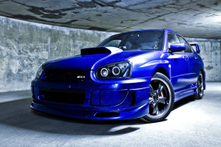 Subaru Impreza WRX Wallpaper for Android, iPhone and iPad