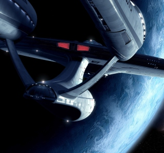 Star Trek - Obrázkek zdarma pro iPad