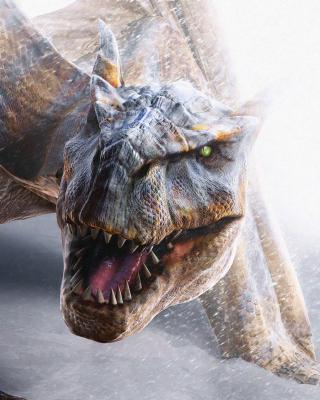 Monster Hunter 2 - Obrázkek zdarma pro iPhone 4S