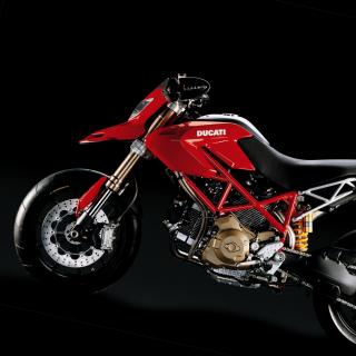 Ducati Hypermotard 796 - Obrázkek zdarma pro iPad mini 2