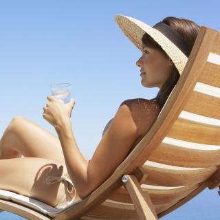 Summer Holidays - Obrázkek zdarma pro iPad Air