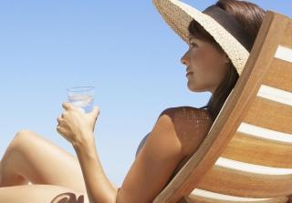 Summer Holidays - Obrázkek zdarma pro Samsung Galaxy