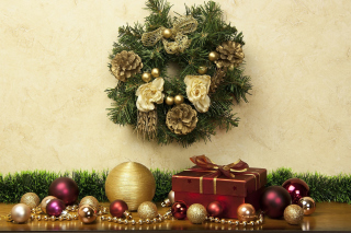 Free Christmas Decorations Collection Picture for Android, iPhone and iPad