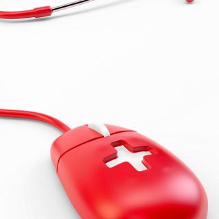 Red Mouse - Obrázkek zdarma pro iPad mini