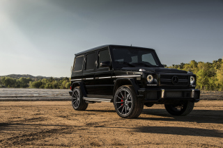 Free Mercedes Benz G63 Picture for Android, iPhone and iPad