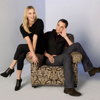 The Big Bang Theory  2 - Obrázkek zdarma pro 320x320