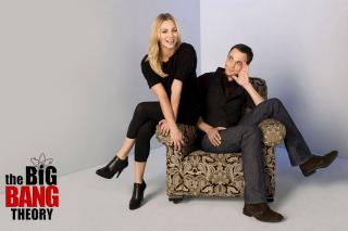 The Big Bang Theory  2 - Obrázkek zdarma pro HTC Desire 310