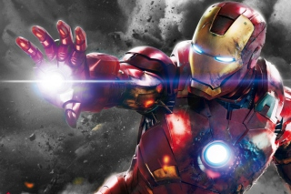 Iron Man - The Avengers 2012 Picture for Android, iPhone and iPad