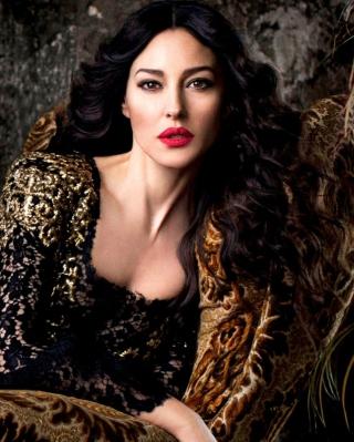 Gorgeous Monica Bellucci - Obrázkek zdarma pro 176x220