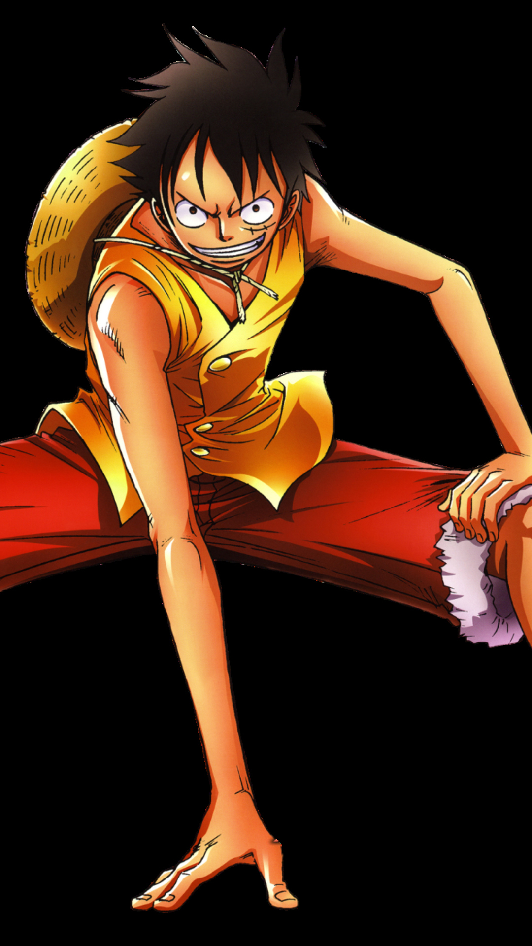 one piece luffy angry wallpaper hd