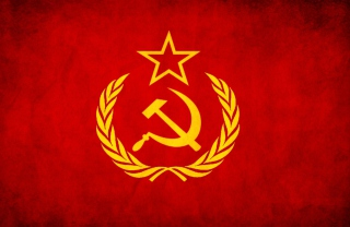 Soviet Union USSR Flag - Fondos de pantalla gratis para LG E400 Optimus L3