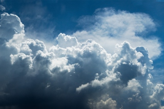 Deep Clouds Wallpaper for Android, iPhone and iPad