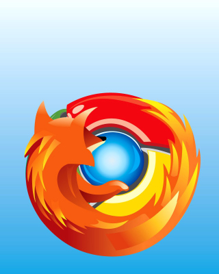Mozilla Chrome - Obrázkek zdarma pro iPhone 6 Plus