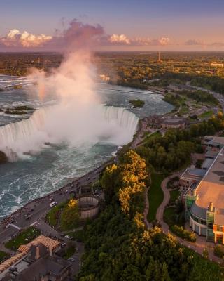 Niagara Falls in Toronto Canada - Obrázkek zdarma pro Nokia 206 Asha