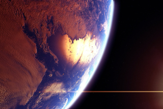 Beautiful Planet Background for Android, iPhone and iPad