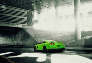 Nissan Gtr Background for Android, iPhone and iPad