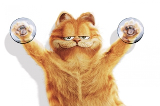Garfield - Obrázkek zdarma pro 1280x1024