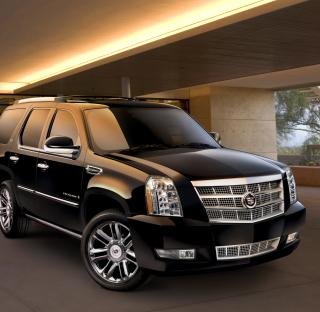 Cadillac Escalade Full-Size Luxury SUV - Obrázkek zdarma pro 128x128