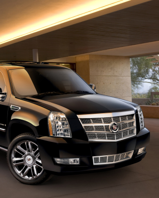 Cadillac Escalade Full-Size Luxury SUV - Obrázkek zdarma pro Nokia C2-03