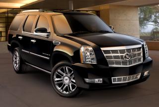 Cadillac Escalade Full-Size Luxury SUV - Obrázkek zdarma pro Fullscreen Desktop 1600x1200